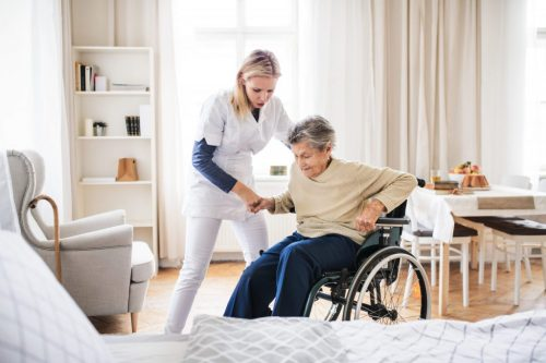 Personal Support Workers, vcare247